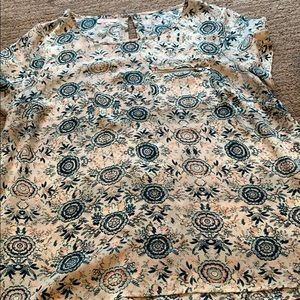 Woman's maurices blouse